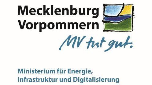 Logo Mecklenburg-Vorpommern, Ministerium F?r Energie, Infrastruktur Und Digitalisierung